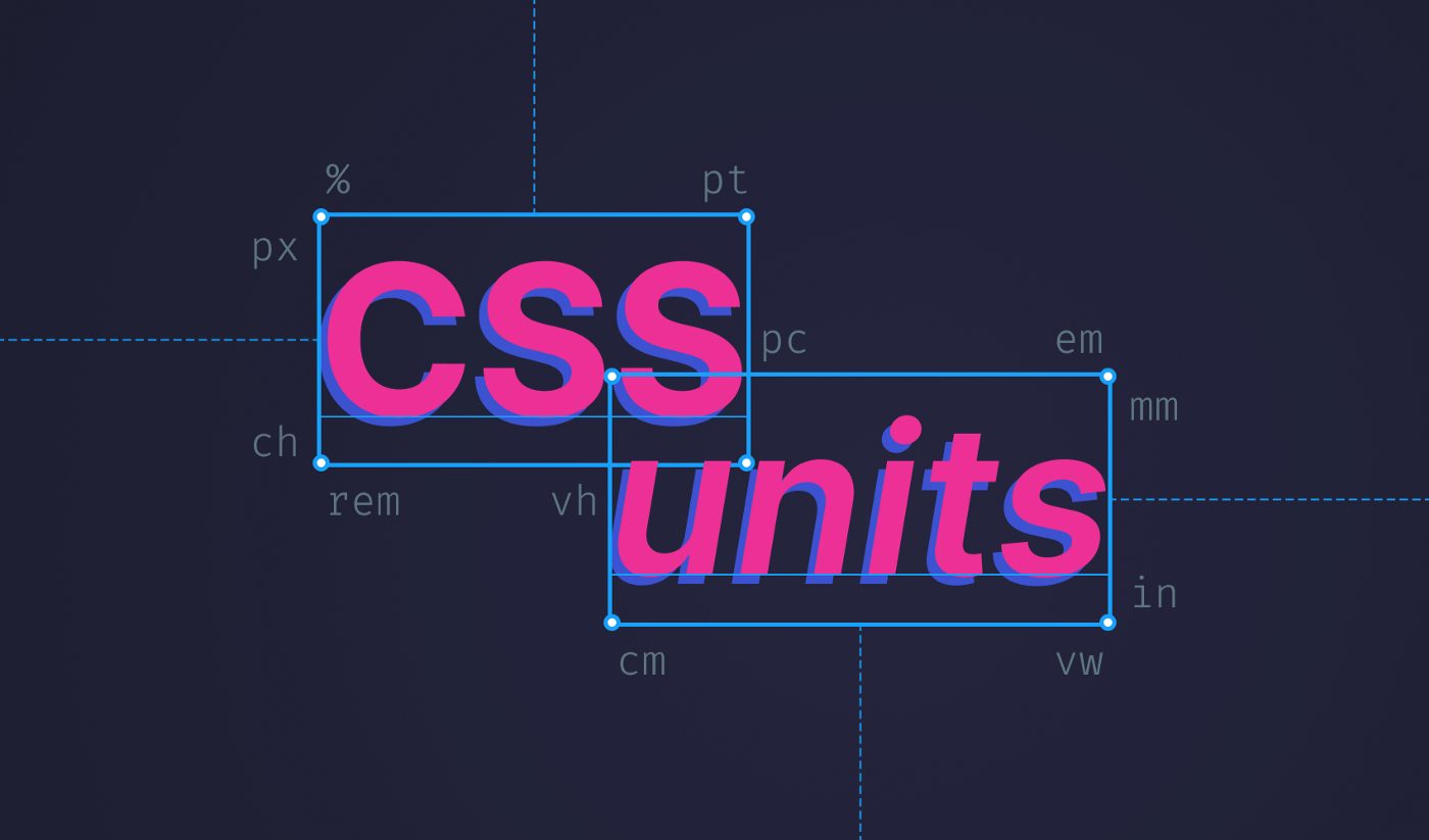 Everything You Need to Know About CSS Units