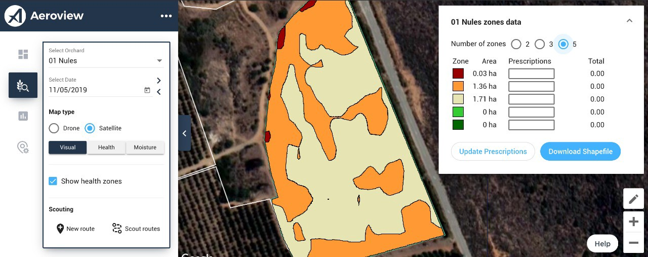 New App Feature: Download and Plug Shapefiles into Your Tractor