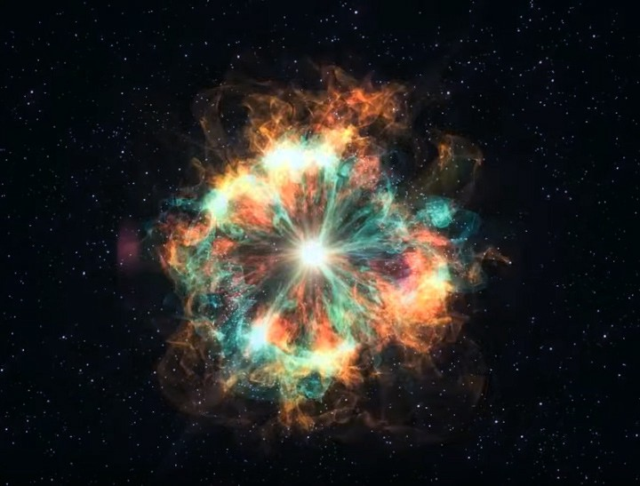 Exciting New Breed of Supernovas Could be Formed When Zombie Stars Slam into Live ones