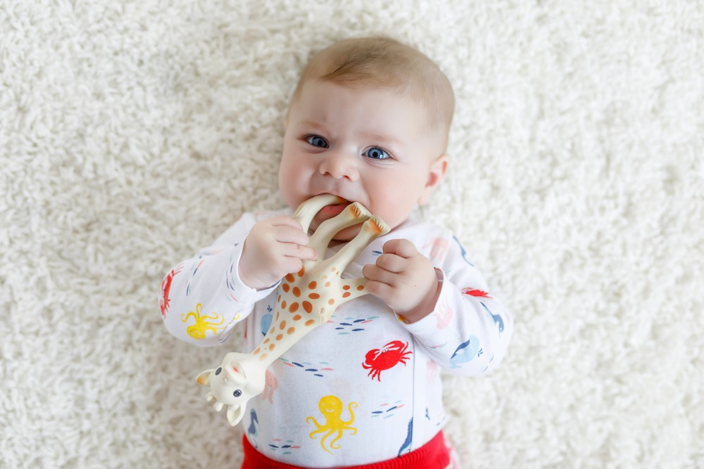 Best Toys for 4 month old babies