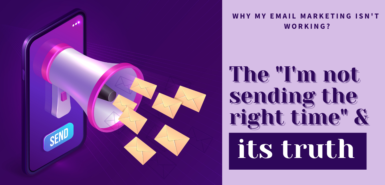 Email Marketing not sending the right time