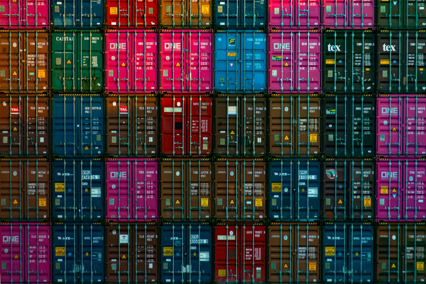 Stacked Shipping Containers: A Simplistic Analogy for Objects in Memory