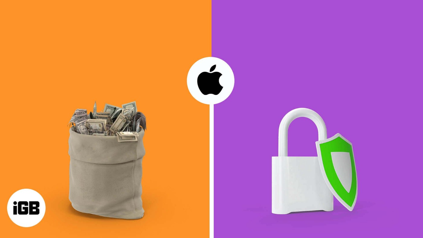 How Apple Striking Balance between Business and User Privacy
