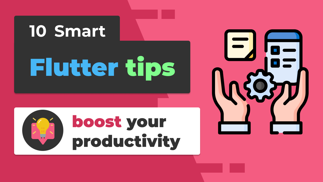 Tips to boost productivity