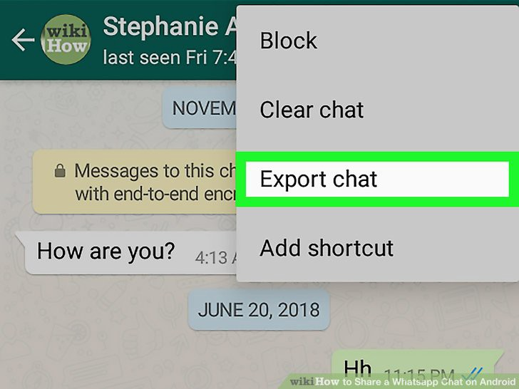1 chat