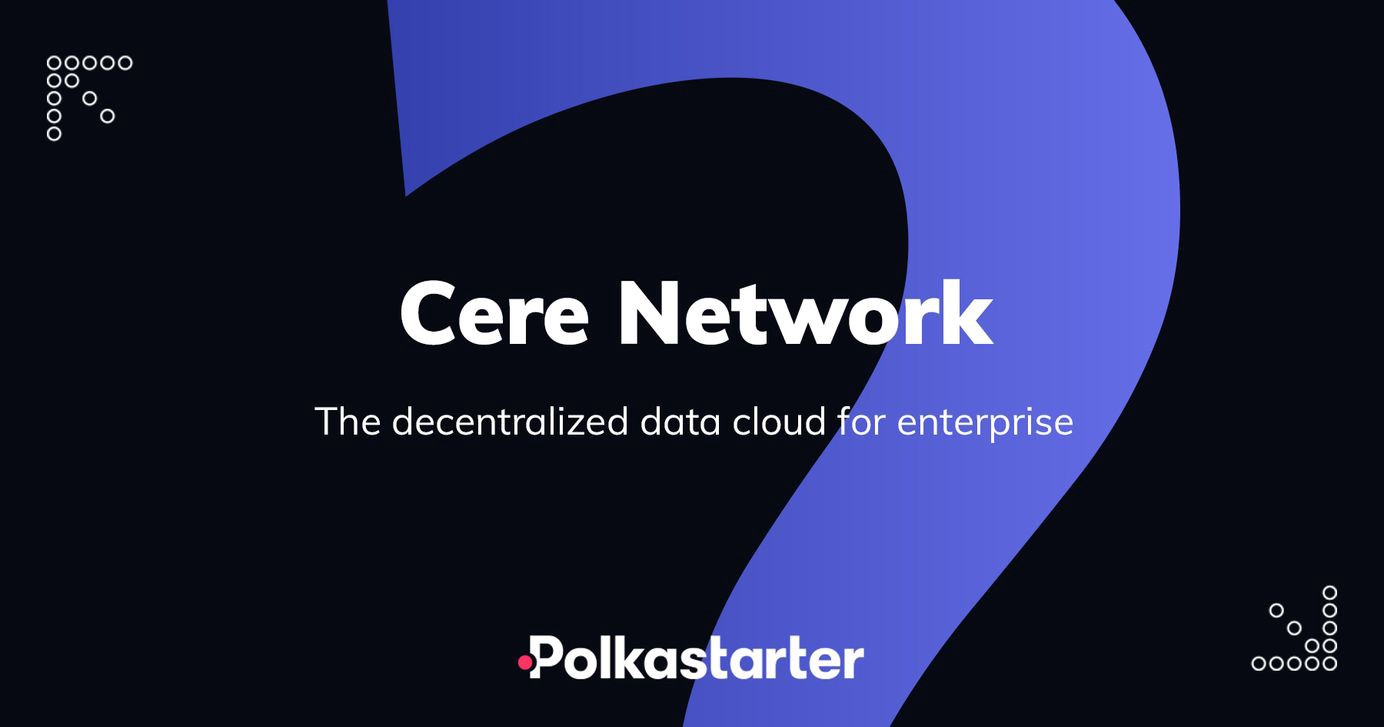 Get to know: Cere Network