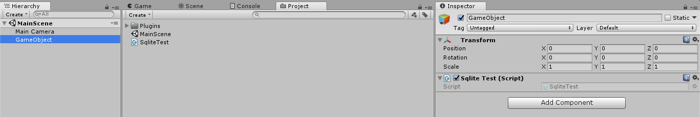 SQLite and Unity: How to do it right  - Rizwan Asif - Medium