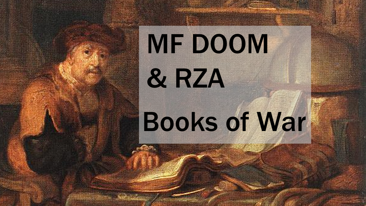 The Mysterious Books of War - Fitted & Committed - Medium