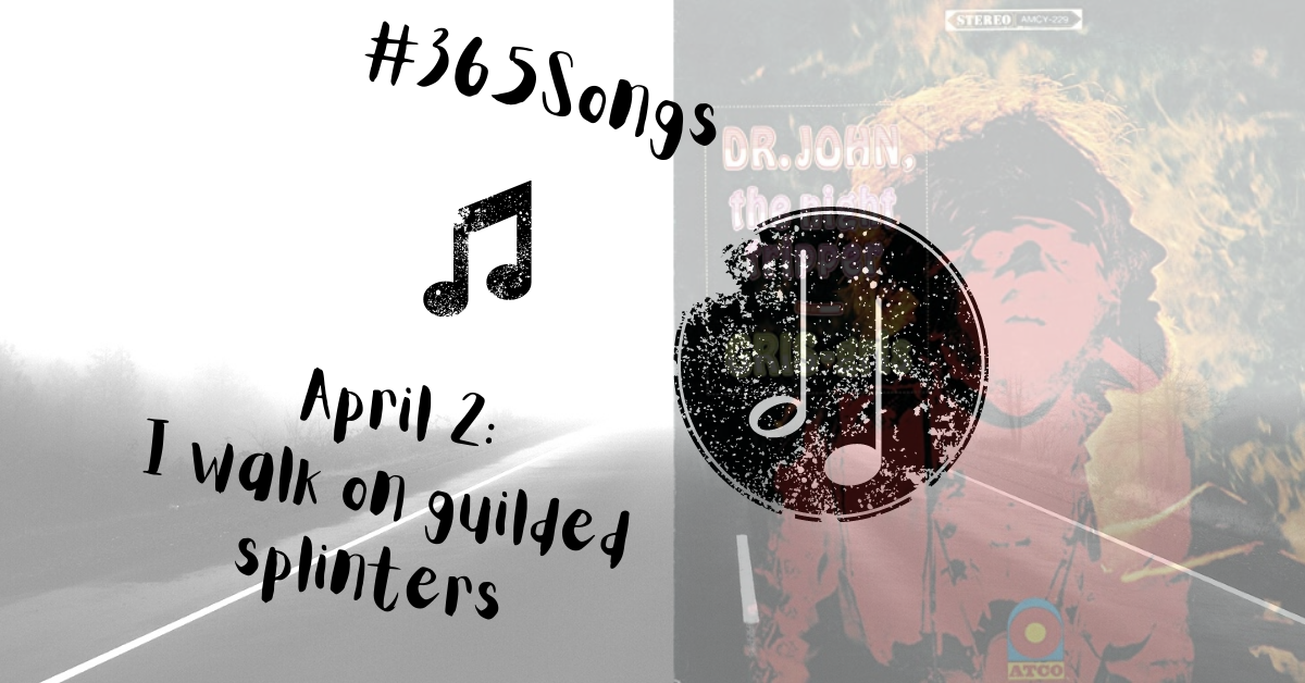 365 Days of Song Recommendations: April 2