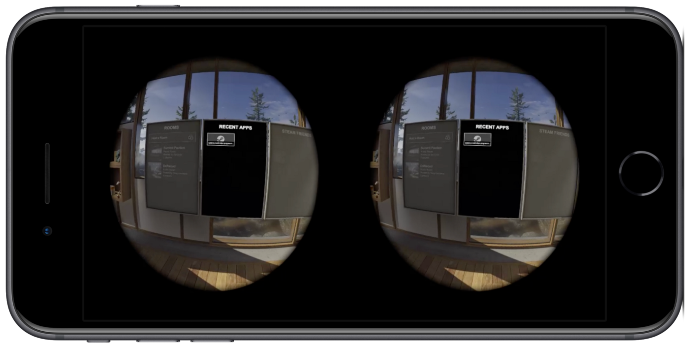 How to use your iPhone as a VR headset for your cloud gaming rig
