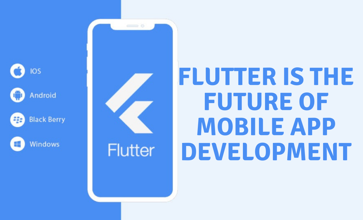 Flutter is the Future Of Mobile App Development