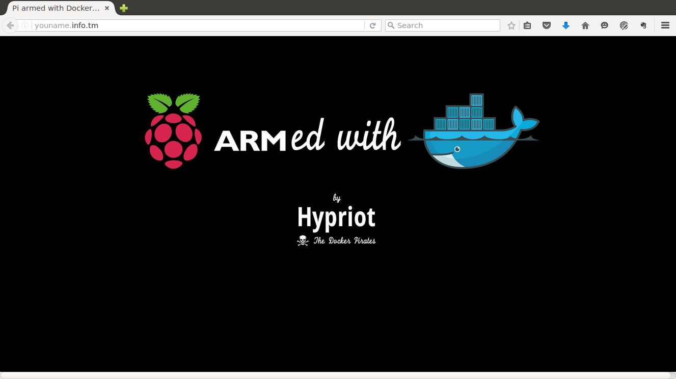 How To Deploy Sites and Services Using Raspberry Pi and Docker on to