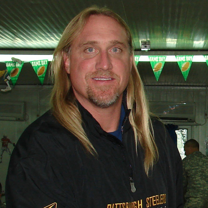 the late Kevin Greene, Pro Football Hall of Fame Linebacker