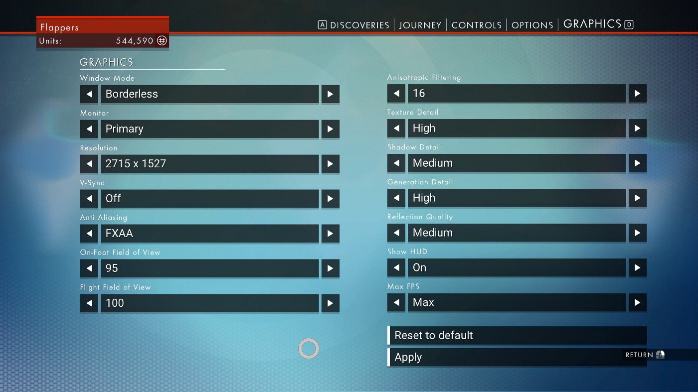 How I managed to fix No Man's Sky on my PC - Gaz Jones - Medium