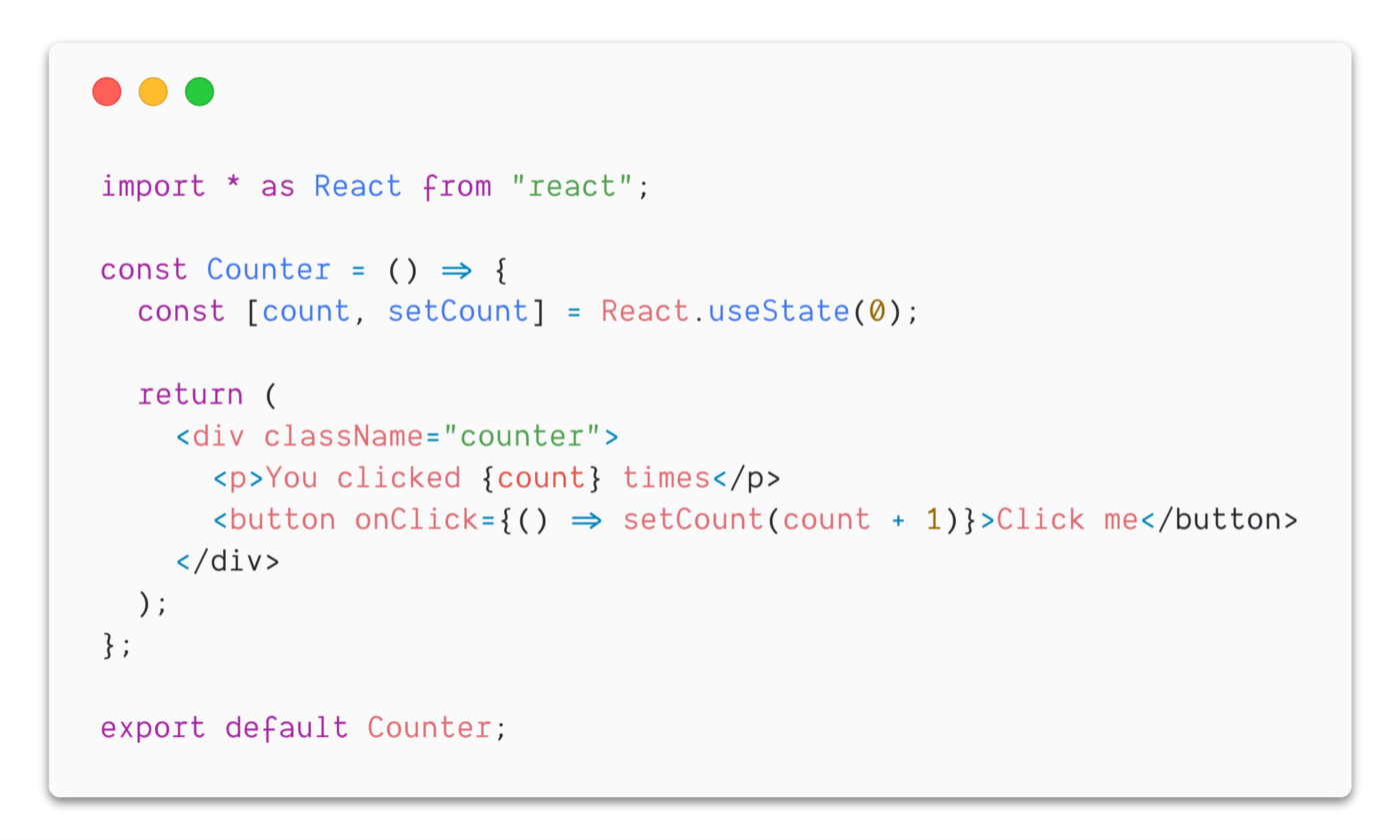 Using React Hooks with TypeScript - Noteworthy - The Journal Blog