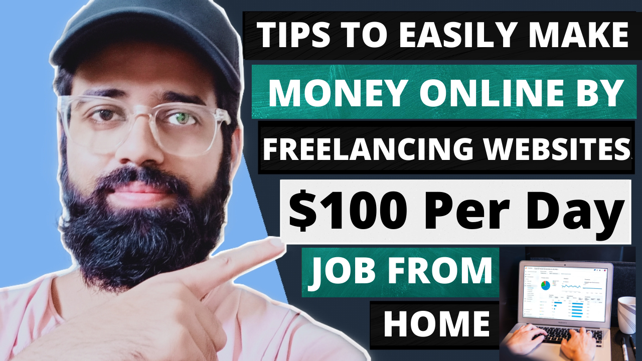 How to Earn Money Onlin. eways to make money online by freelancing websites for beginners