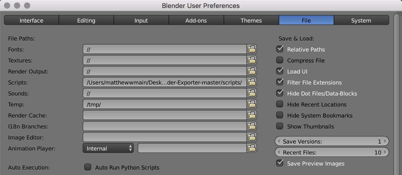 How to Import a 3D Blender Object into a Three js Project as a glTF File