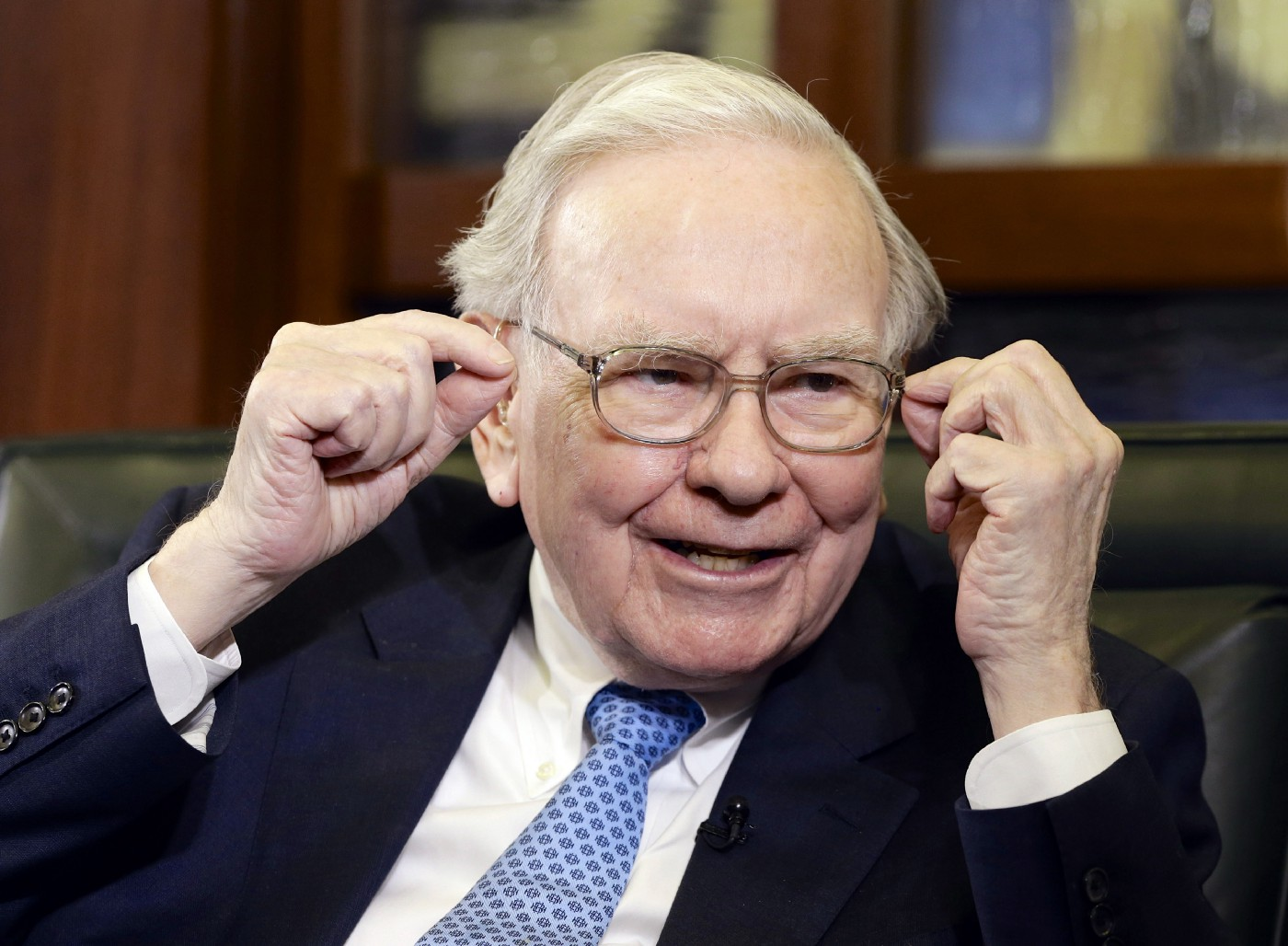 Berkshire Hathaway Bought Back $43.4 Billion Of Its Shares—Is It a Sign That Stock Market Is Overvalued?
