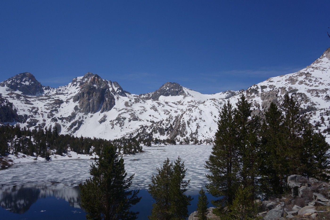 Hello from the Top! Tips for Hiking Rae Lakes - Julian Counihan - Medium