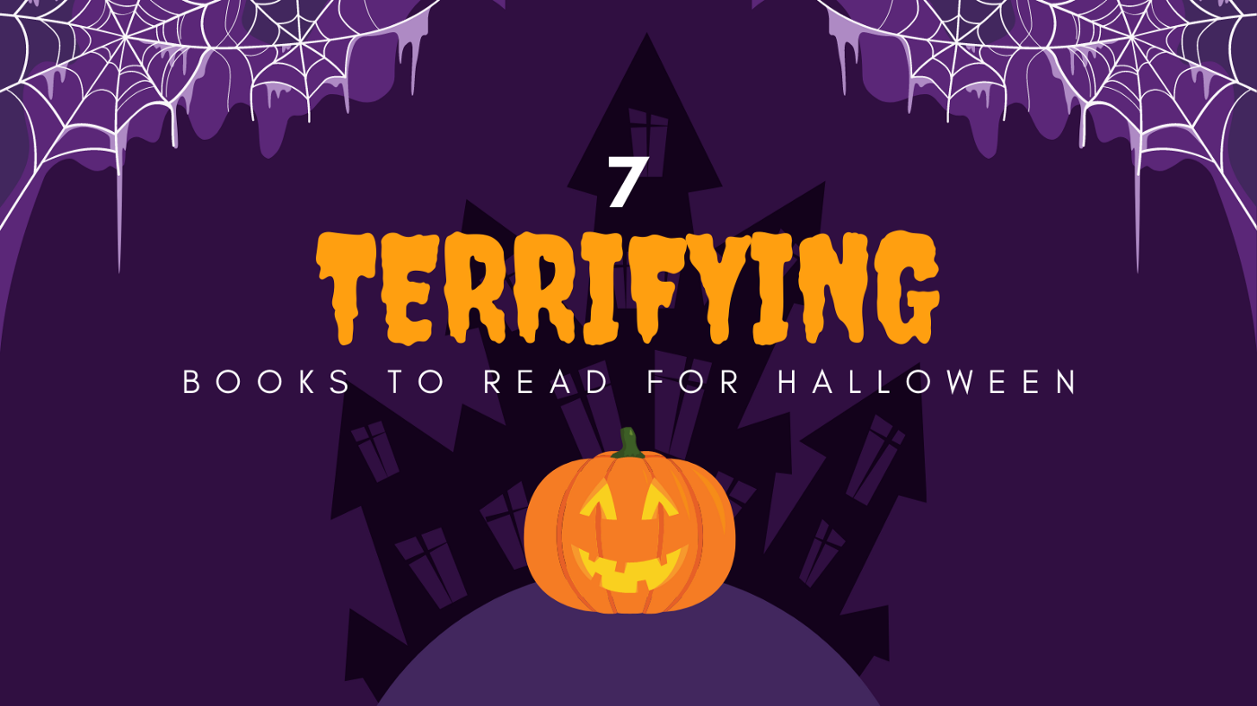 7 Terrifying Books to Read for Halloween
