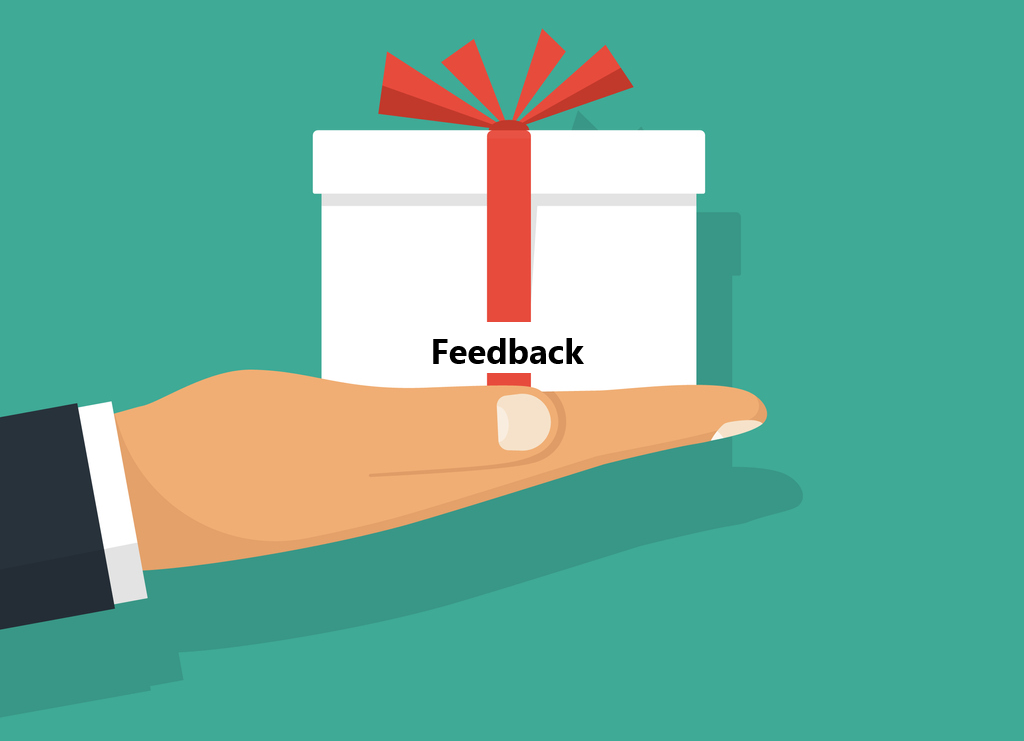 Why can't we just be honest? Feedback as a gift.