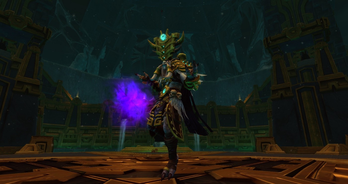 Tilaurins' thoughts on World of Warcraft: Battle for Azeroth