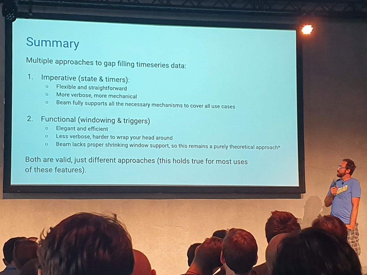 Learnings from Beam Summit Europe 2019 - ML6team