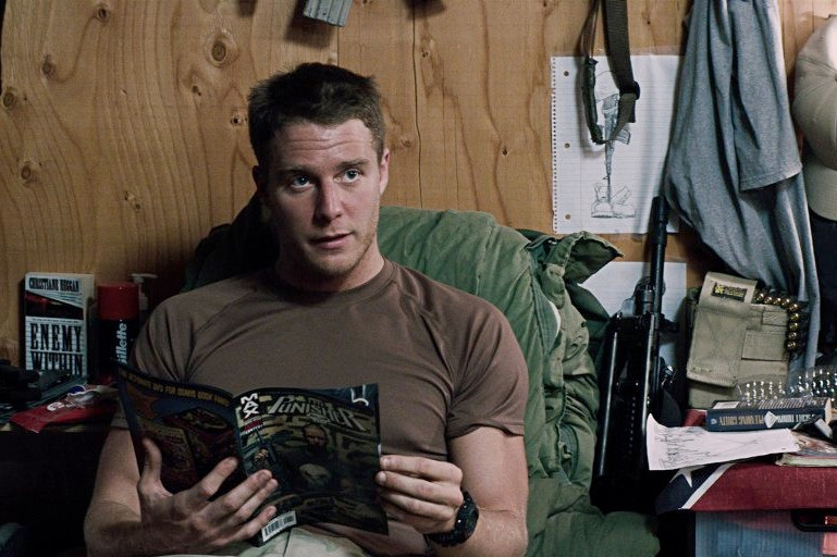 Chris Kyle Loves the Punisher: Why American Sniper Is a Terrifying