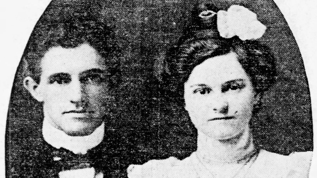 The Rev. Gilbert and Dolly Gish.