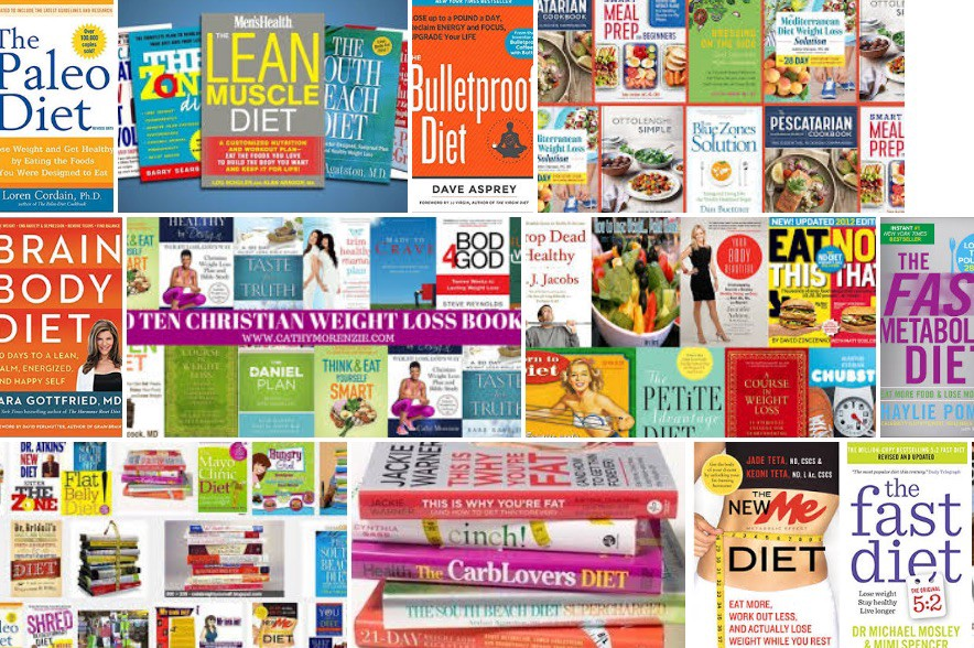 Diet books. Everyone has written one!