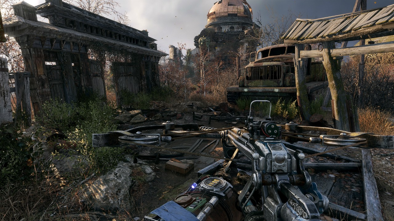 System requirements of Metro: Exodus — what PC do you need for it?