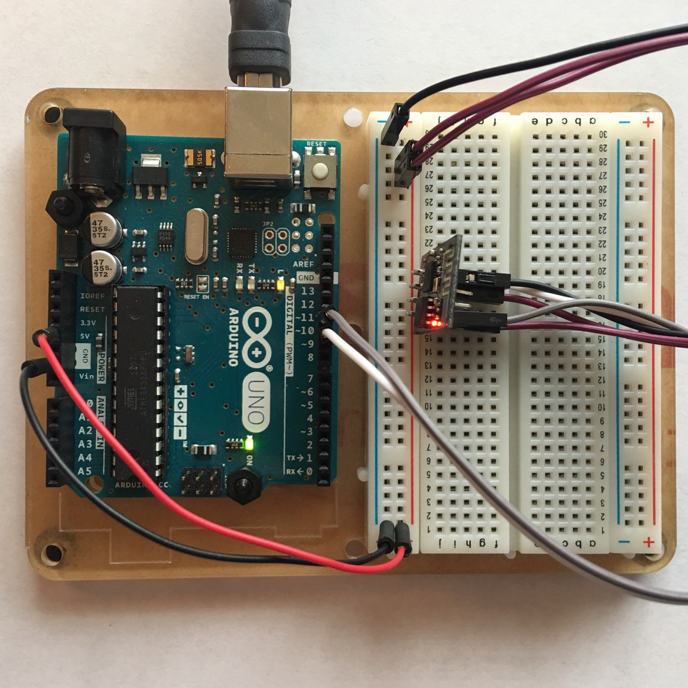 Using the ESP8266 WiFi Module with Arduino Uno publishing to ThingSpeak
