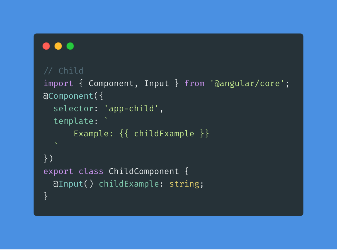 Angular 8 — Share Component Data with Other Components