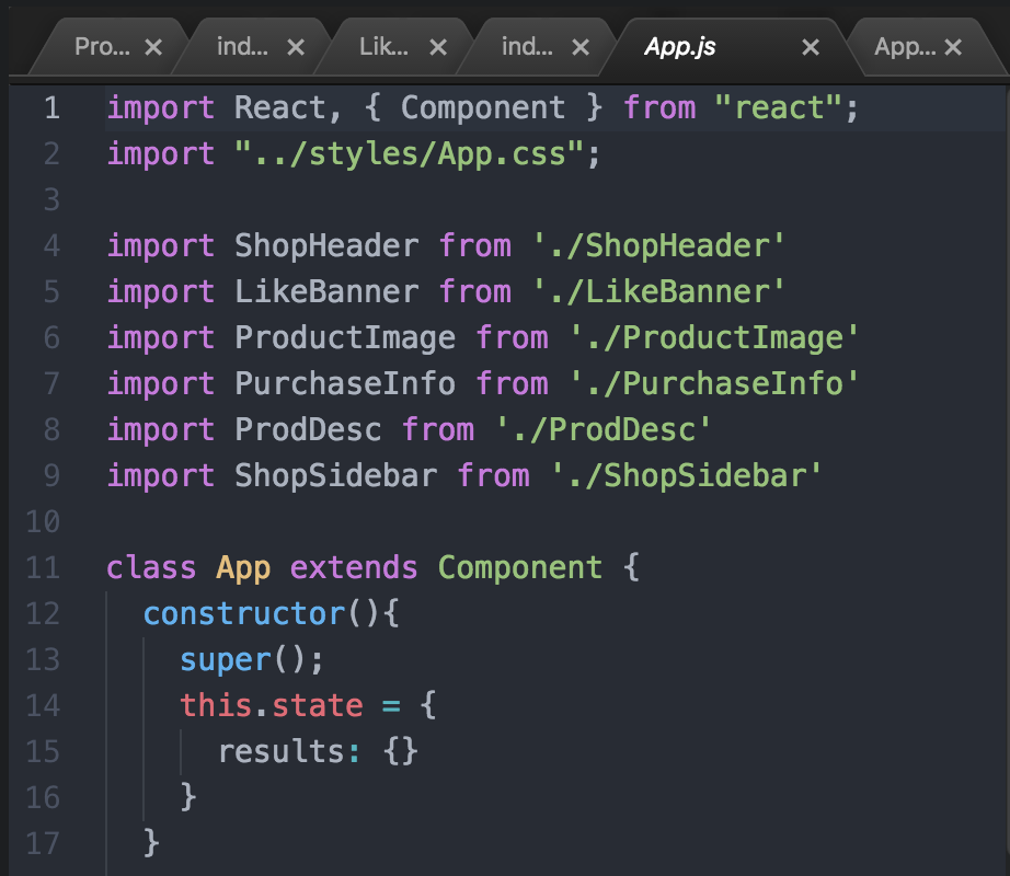 Building Your First React App - codeburst