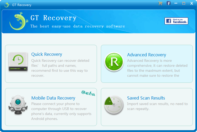 Mobile data recovery without root - GT Recovery - Medium