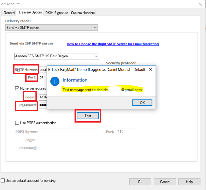 From Security Misconfiguration to Gaining Access of SMTP server