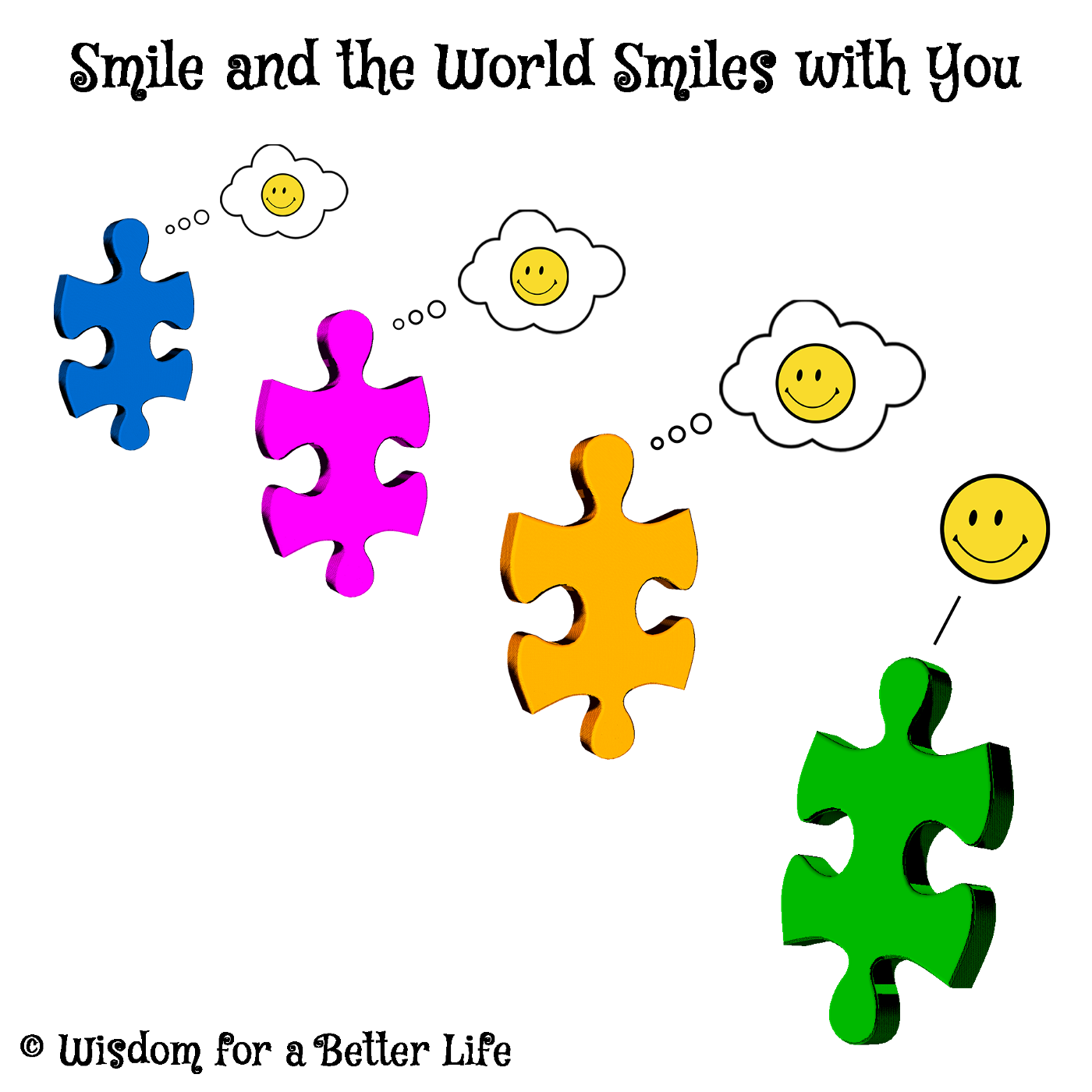 The Little Things Matter: The Power of a Smile