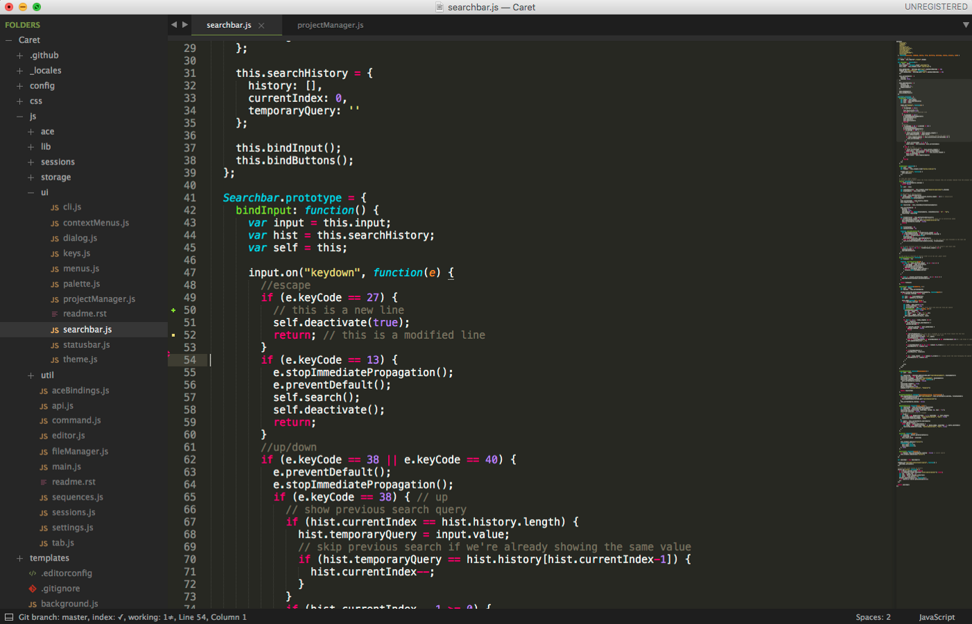 Configuring Sublime Text to be awesome - brismuth's blog