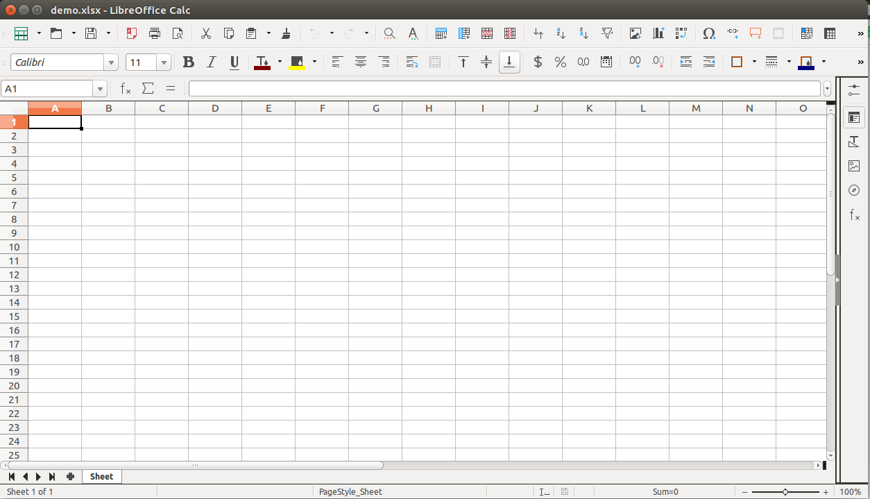 Working with Excel sheets in Python using openpyxl - Aubergine ...