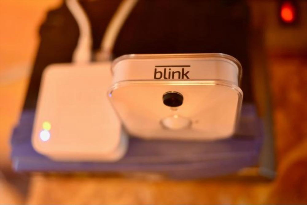 blink xt security camera system in 2020