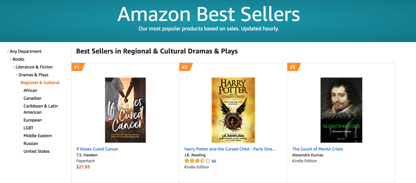 How Many Book Sales Make A Bestseller On Amazon? - The Writing
