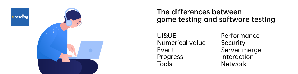 the differences between game testing and software testing-51testing