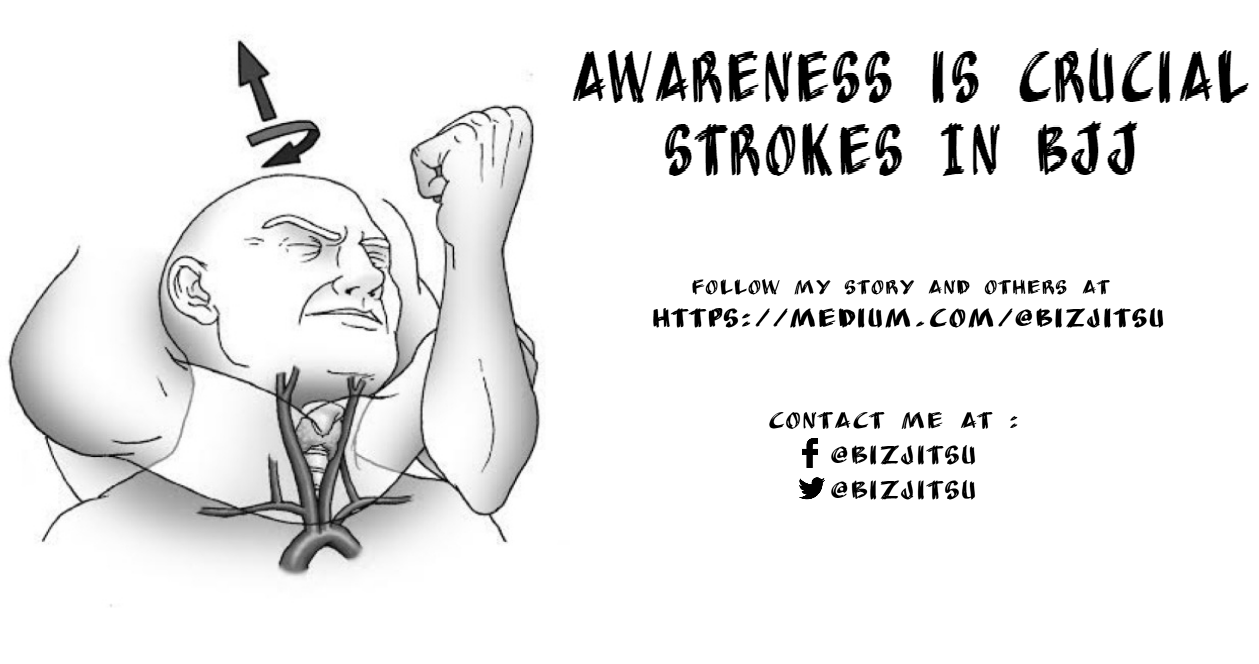 Another Stroke From BJJ (Part III), Another Story  - @BizJitsu - Medium