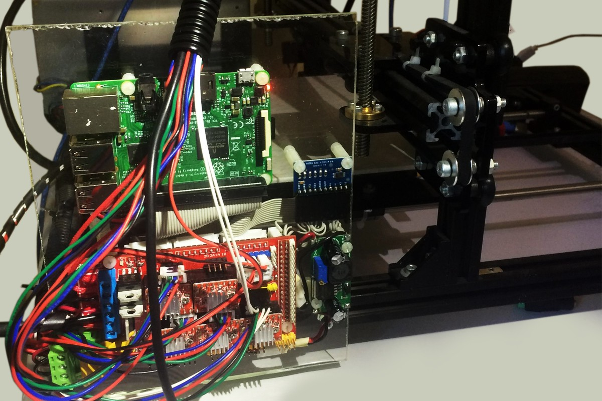 How To Build a 3D Printer in Python - IoT For All - Medium