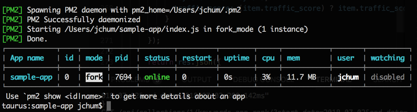 How to Use PM2 To Manage Node js Services (Part 1) - Jonathan Chum