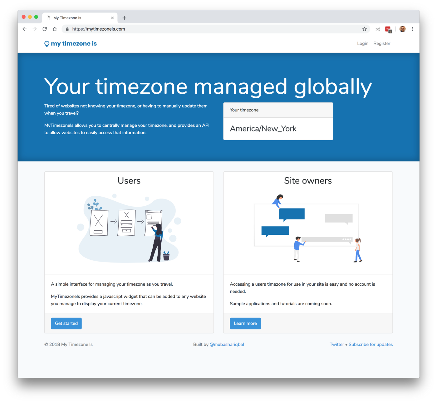Announcing: My Timezone Is… - Make Side Project - Medium