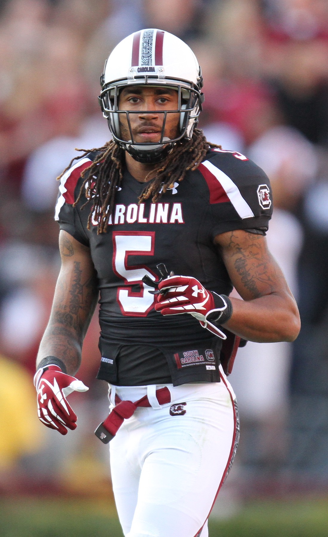 Carolina Made: Stephon Gilmore on Changing the Culture at South ...