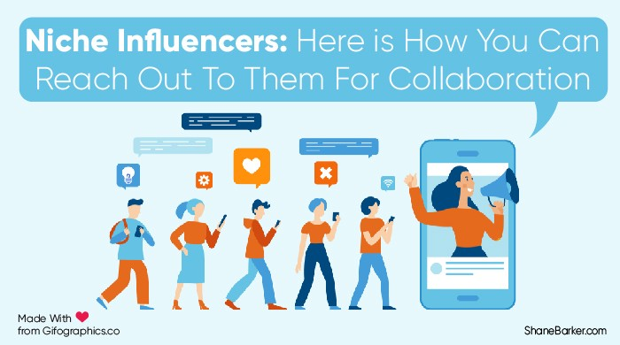 Niche Influencers: Here is How You Can Reach Out To Them For