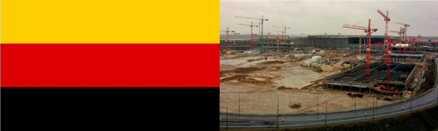 Quelle Fahne: https://commons.wikimedia.org/wiki/File:Flag_of_Germany.svg Quelle Foto https://upload.wikimedia.org/wikipedia/
