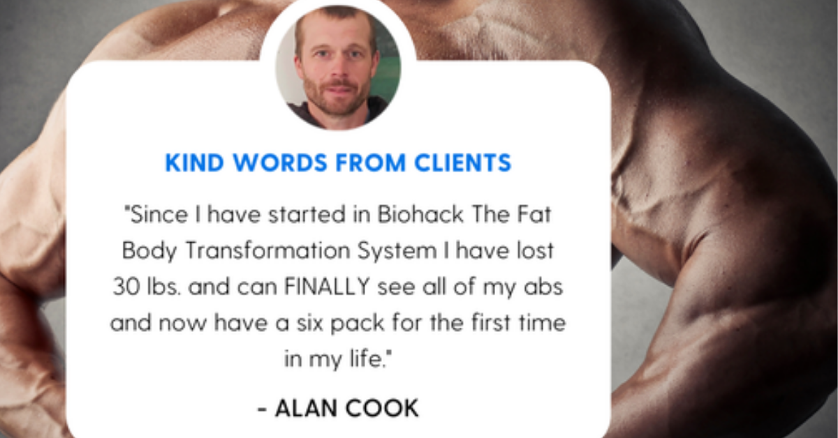 Trevor Folgering will help you see your abs for the first time in your life